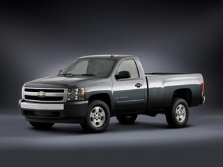 2010 Chevrolet Silverado 1500 Work Truck Truck Regular Cab