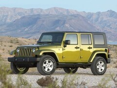 2010 Jeep Wrangler Unlimited Sport 4WD  Sport
