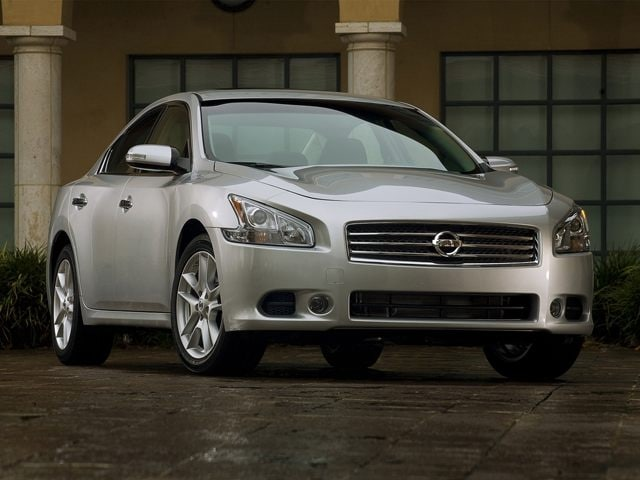 Used 2010 Nissan Maxima 3.5 Sedan for sale in the Boston MA area