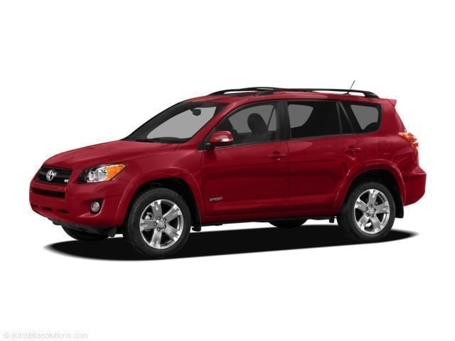 2010 Toyota RAV4 Ltd**V6**NO ACCIDENTS***ONE OWNER! SUV