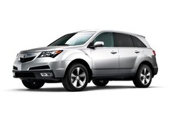2011 Acura MDX with Technology and Entertainment Packages SUV