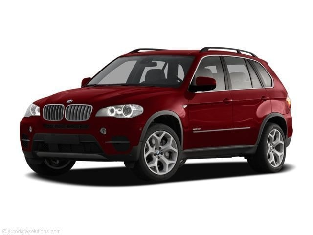 2011 BMW X5 4d Wagon xDrive35d