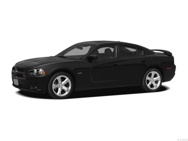 2011 Dodge Charger 4dr Sdn RT RWD Sedan