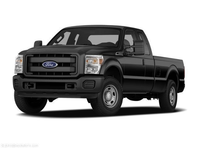 2011 Ford F-350 Truck Super Cab