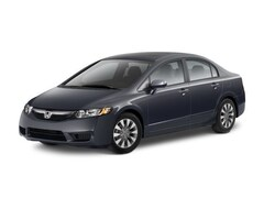 2011 Honda Civic 4dr Auto EX Car