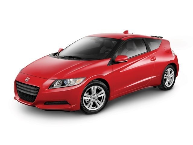2011 Honda CR-Z Base Coupe