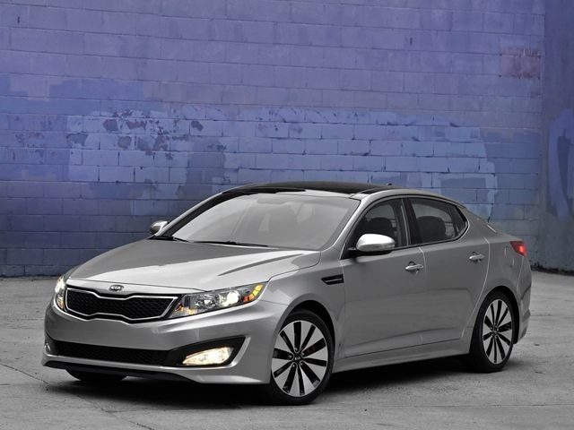 in Broken Arrow, OK 2011 Kia Optima Sedan Used