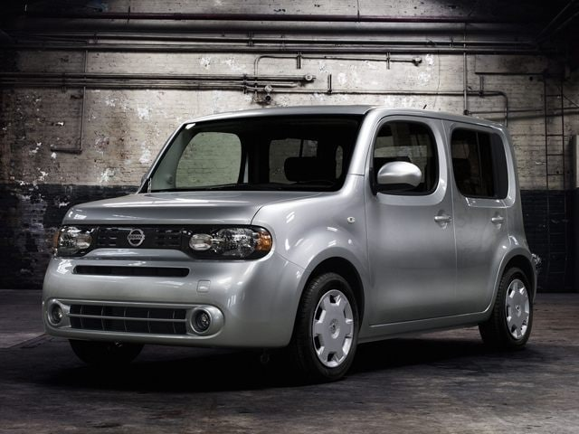 Used 2011 Nissan Cube Station Wagon in the Greater St. Paul & Minneapolis Area