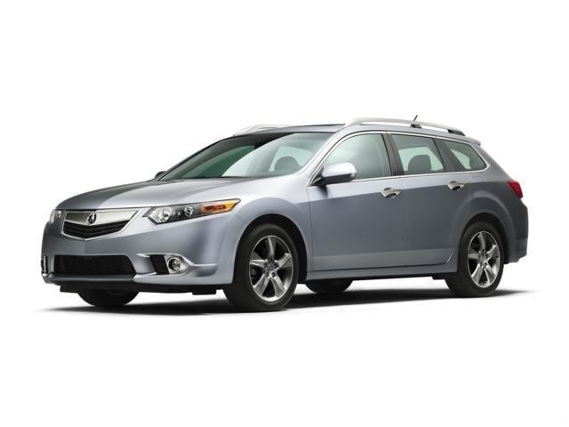 Used 2012 Acura TSX Sport Wagon with Technology Package Wagon in Denver