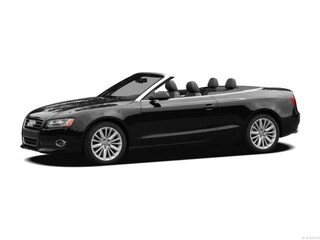 2012 Audi A5 2.0T Cabriolet