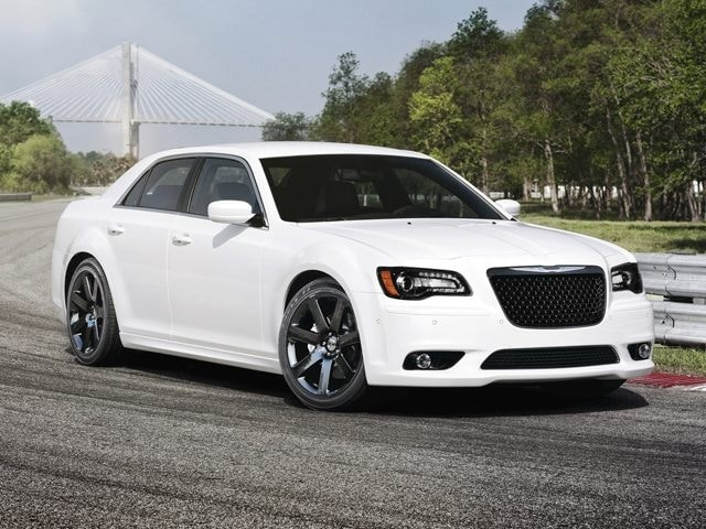 2012 Chrysler 300 SRT8 Sedan
