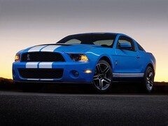 2012 Ford Mustang Shelby GT500 Coupe For Sale Folsom California