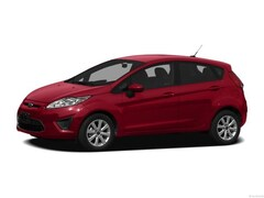 Used 2012 Ford Fiesta SE Hatchback 3FADP4EJ3CM135115 in Honolulu