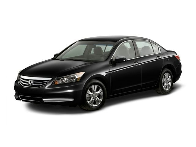 Used 2012 Honda Accord 2.4 SE Sedan Houston