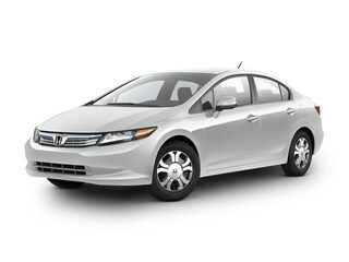 2012 Honda Civic Hybrid Hybrid  Sedan