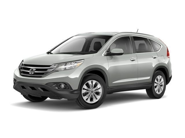 Certified Pre-Owned 2012 Honda CR-V 2.4 EX-L AWD SUV for sale in the Boston MA area