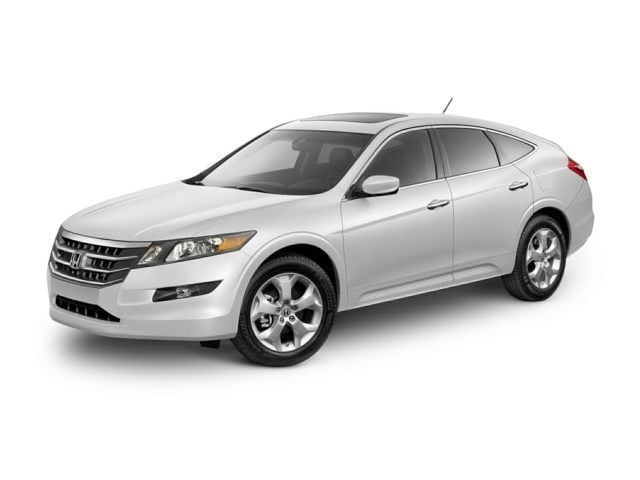 Used 2012 Honda Crosstour EX-L AWD HLTHR MR Hatchback Minneapolis