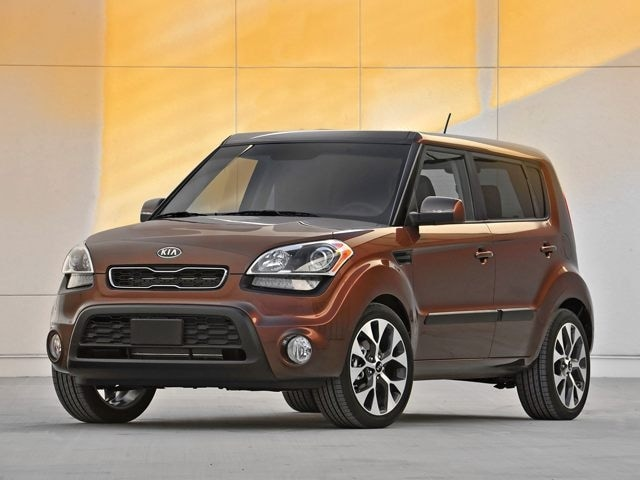 2012 Kia Soul Base Hatchback