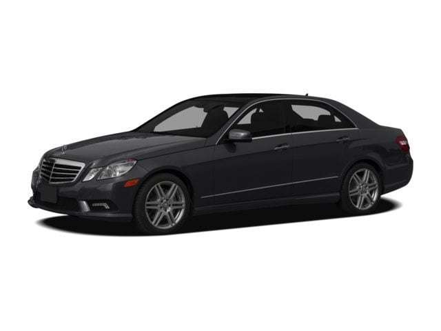 2012 Mercedes-Benz E-Class E550 Sport Sedan