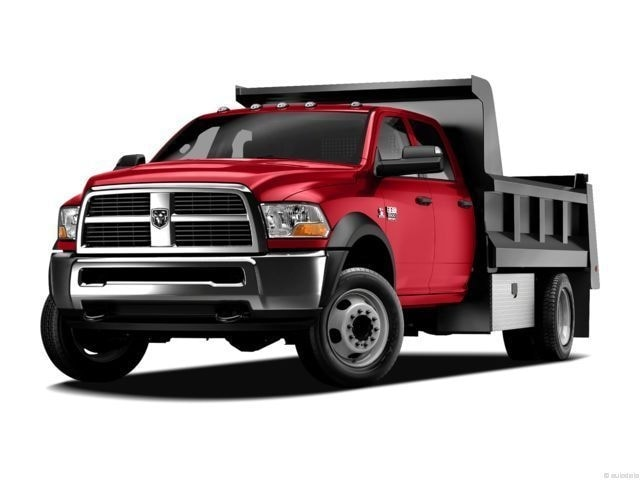 2012 Ram 4500 Chassis ST 2WD Crew Cab 197 WB 84 CA Truck Crew Cab