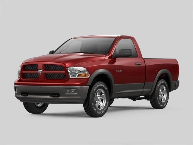 2012 Ram 1500 Base Pickup Regular Cab