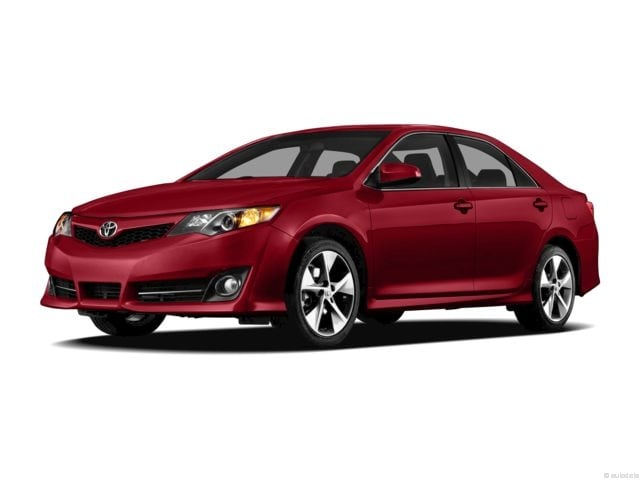 2012 Toyota Camry SE**MOONROOF**NAV**CONVENIENCE**NO ACCIDENTS**ONE Sedan