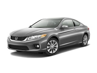 Certified Pre-Owned 2013 Honda Accord EX Coupe for Sale in Huntington, NY at Huntington Honda
