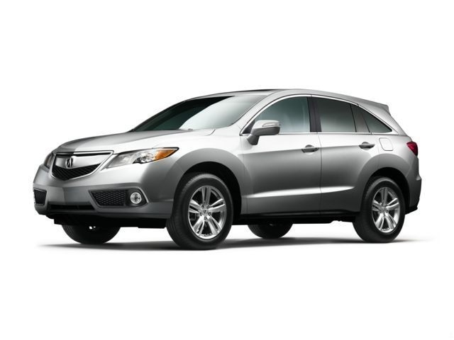 2014 Acura RDX With Technology Package SUV