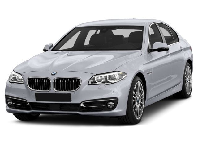 2014 BMW 5 Series 4d Sedan 535i xDrive