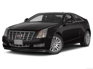 2014 CADILLAC CTS Standard Coupe