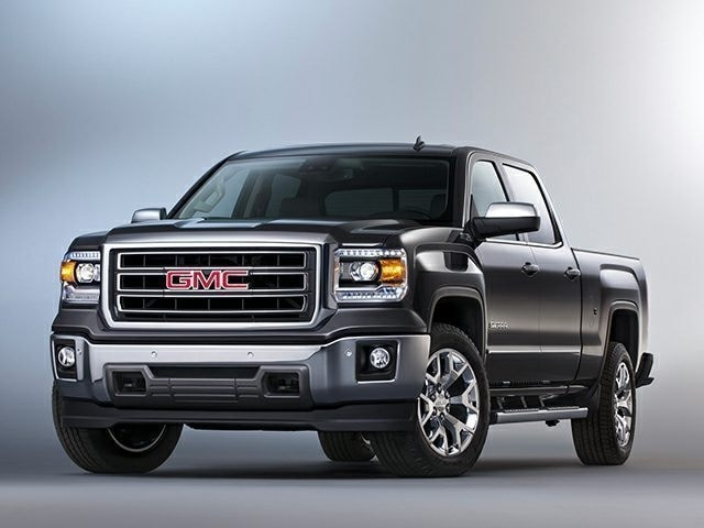 Used 2014 GMC Sierra 1500 SLT Truck Crew Cab in the Greater St. Paul & Minneapolis Area