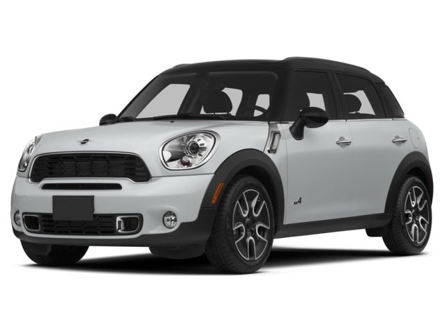 2014 MINI Countryman Cooper S SUV