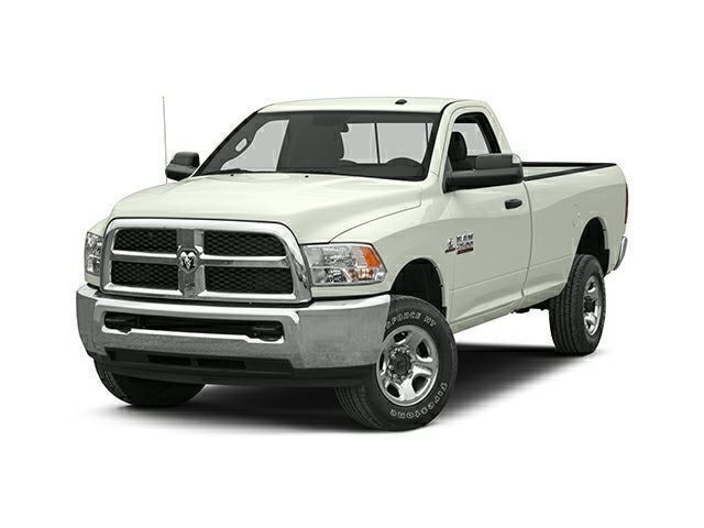 2014 Ram 3500 Tradesman Truck Regular Cab