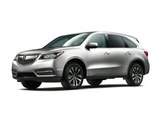 2015 Acura MDX MDX with Technology and Entertainment Packages SUV