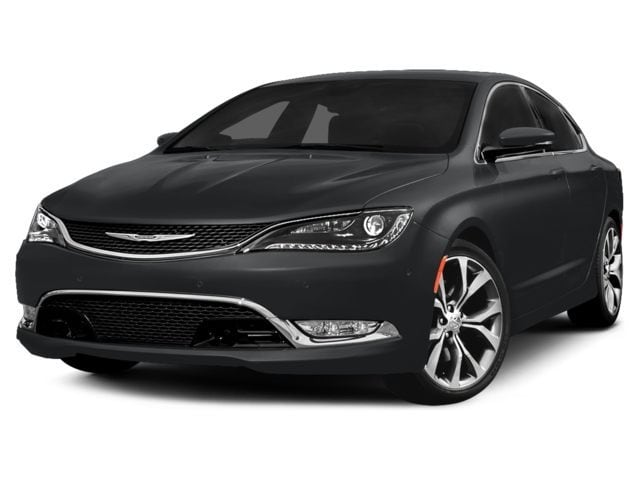 2015 Chrysler 200 4d Sedan Limited I4