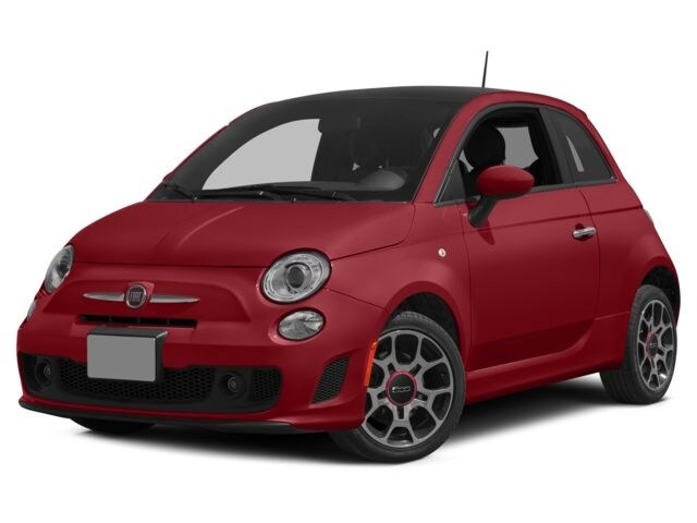 Used 2015 FIAT 500 Turbo Hatchback for sale in the Boston MA area