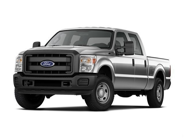 2015 Ford F-250 King Ranch 4WD Crew Cab 156 Truck Crew Cab