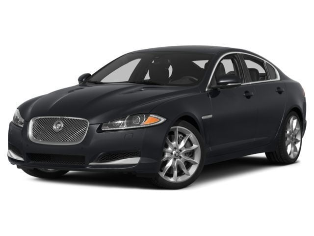 2015 Jaguar XF 3.0 Portfolio Sedan