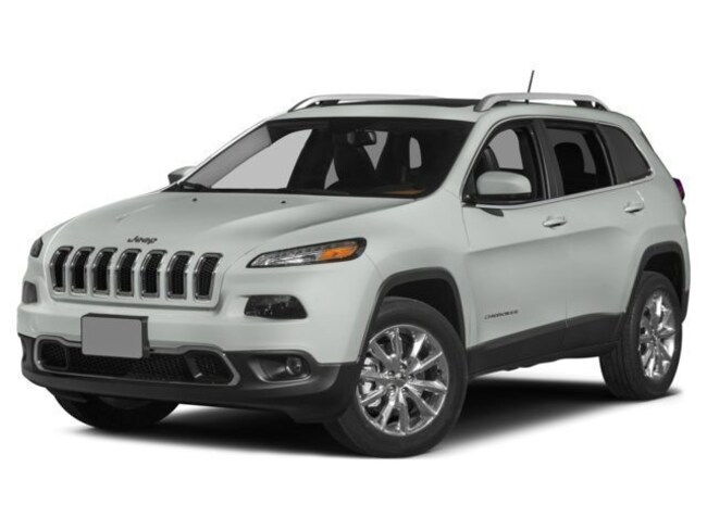 2015 Jeep Cherokee Limited SUV Vernon NJ