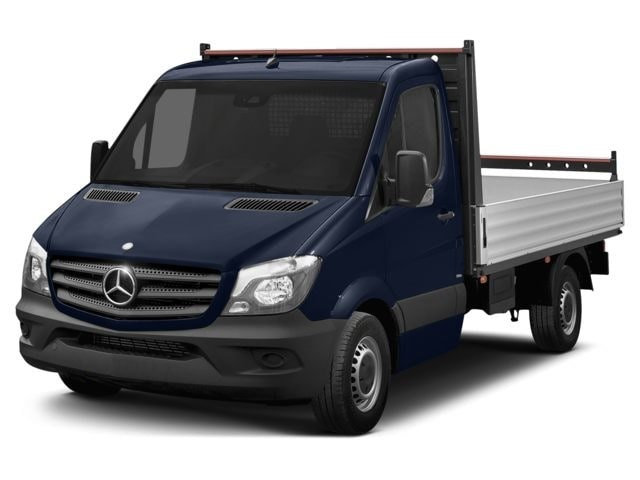 2015 Mercedes-Benz Sprinter 3500 Chassis Base Truck