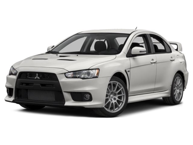 2015 Mitsubishi Lancer Evolution GSR Final Edition Sedan