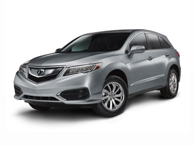 2016 Acura RDX w/Technology Package   All-wheel Drive SUV
