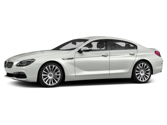 2016 BMW 640i xDrive Gran Coupe