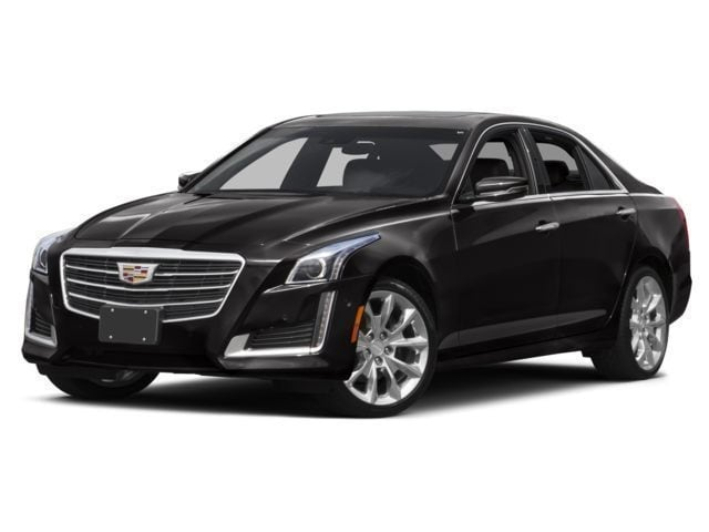 2016 CADILLAC CTS 2.0L Turbo Premium Sedan