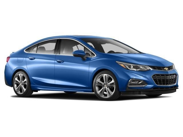New 2016 Chevrolet Cruze LT Auto Sedan near Boston