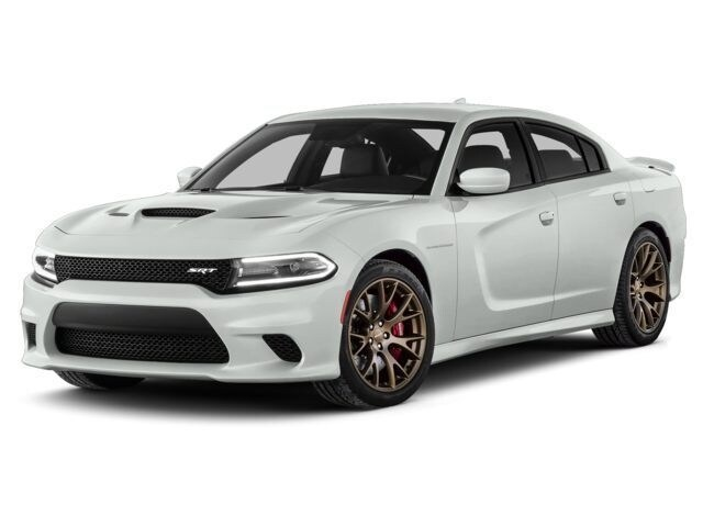 New 2016 Dodge Charger SRT Hellcat Sedan in Redford, MI near Detroit