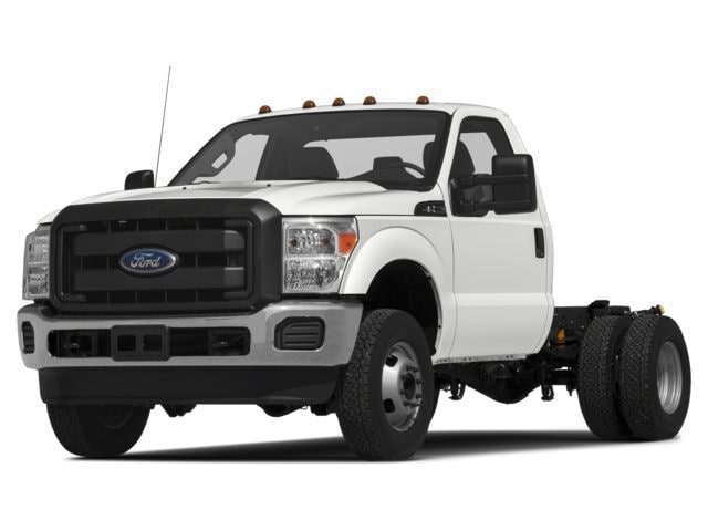 2016 Ford Super Duty F-350 DRW Cab/Chassis