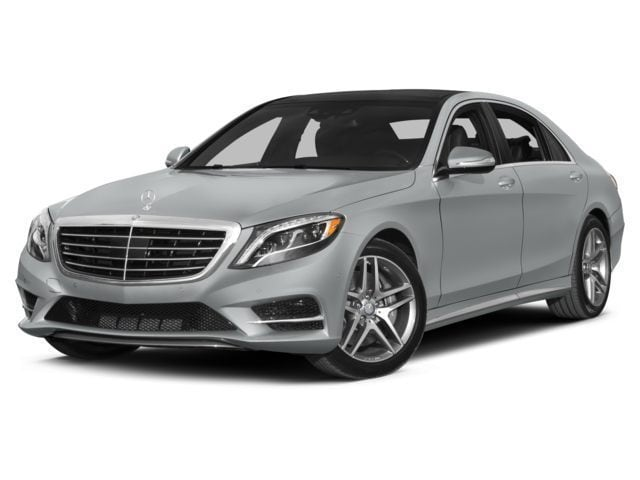 2016 Mercedes-Benz S-Class S550 4MATIC Sedan