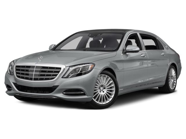 2016 Mercedes-Benz S-Class Maybach S600 Sedan
