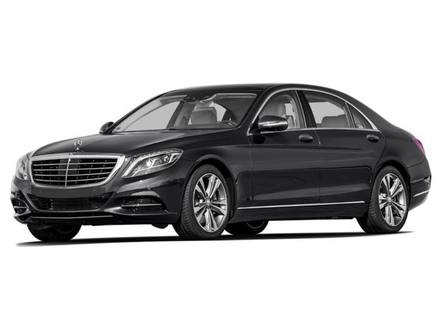 2016 Mercedes-Benz S-Class 550e Plug-In Hybrid Sedan